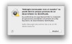 Ejecutar aplicaciones descargadas de internet en Mac OS X 10.8 Mountain Lion