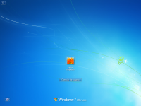 Pantalla Inicio Windows 7